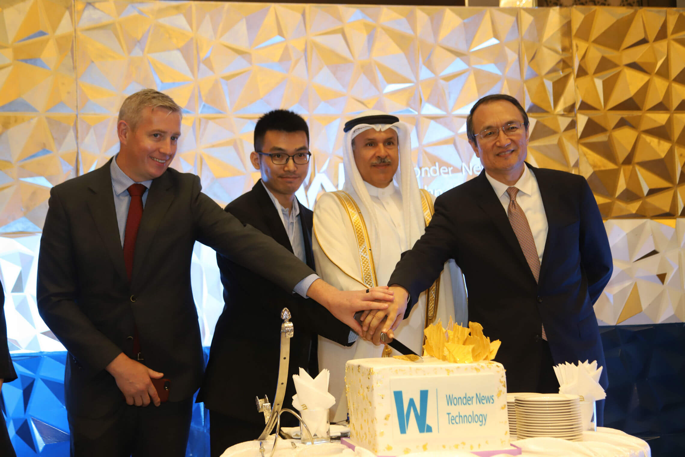 Wonder News officially launches regional headquarters in Kingdom of Bahrain