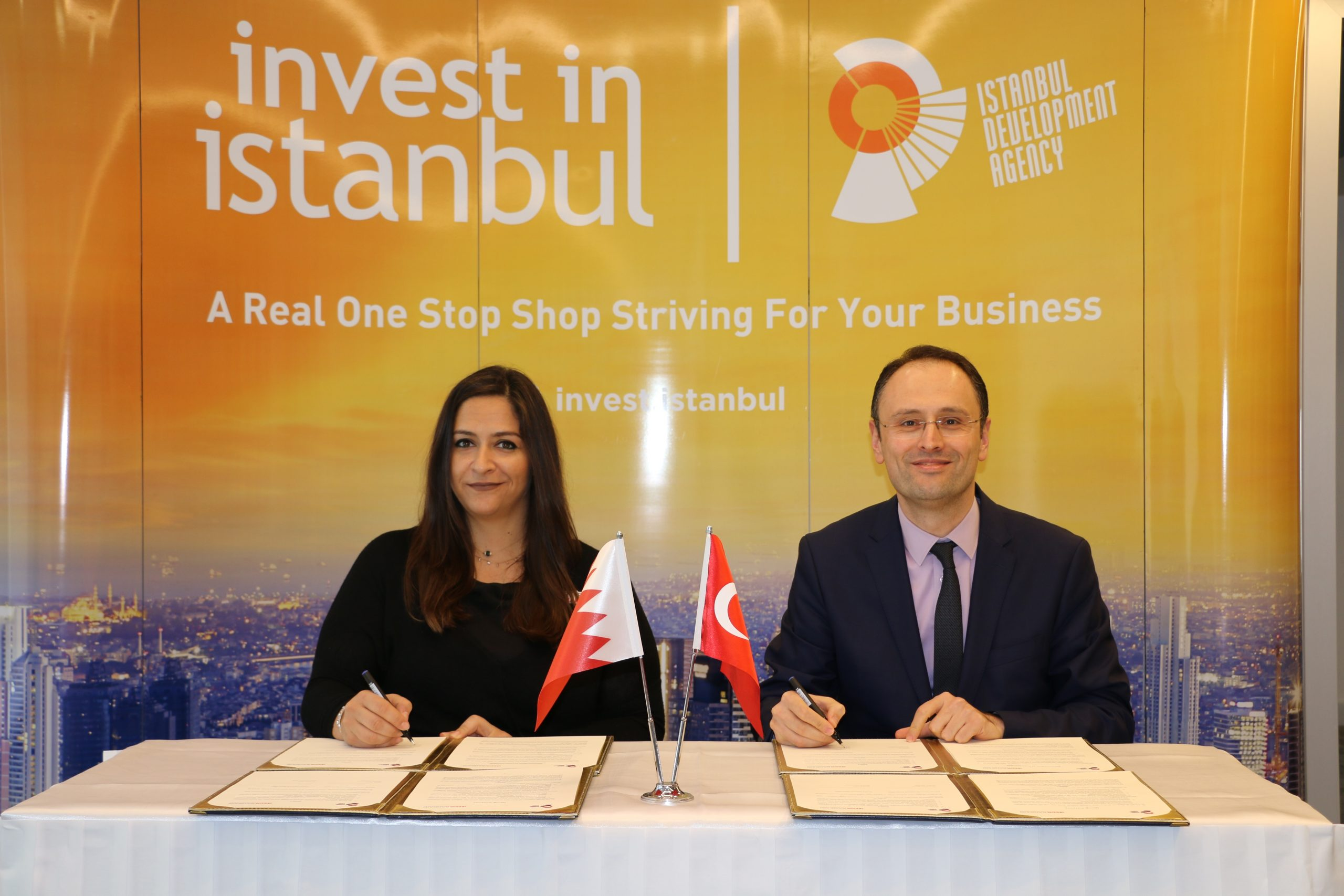 Bahrain and Turkey sign MoU to strengthen start-up collaboration