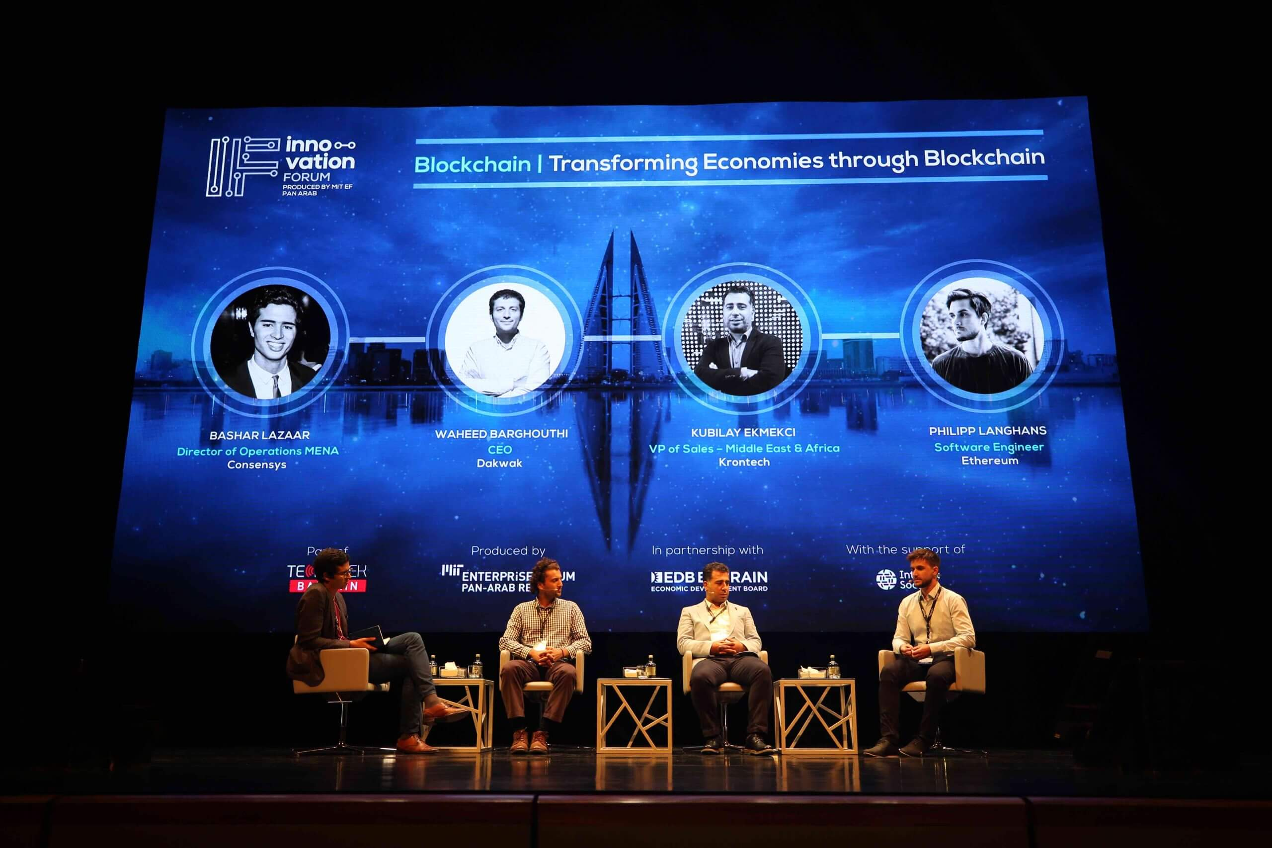 Bahrain Tech Week brings together Gulf innovators and global experts