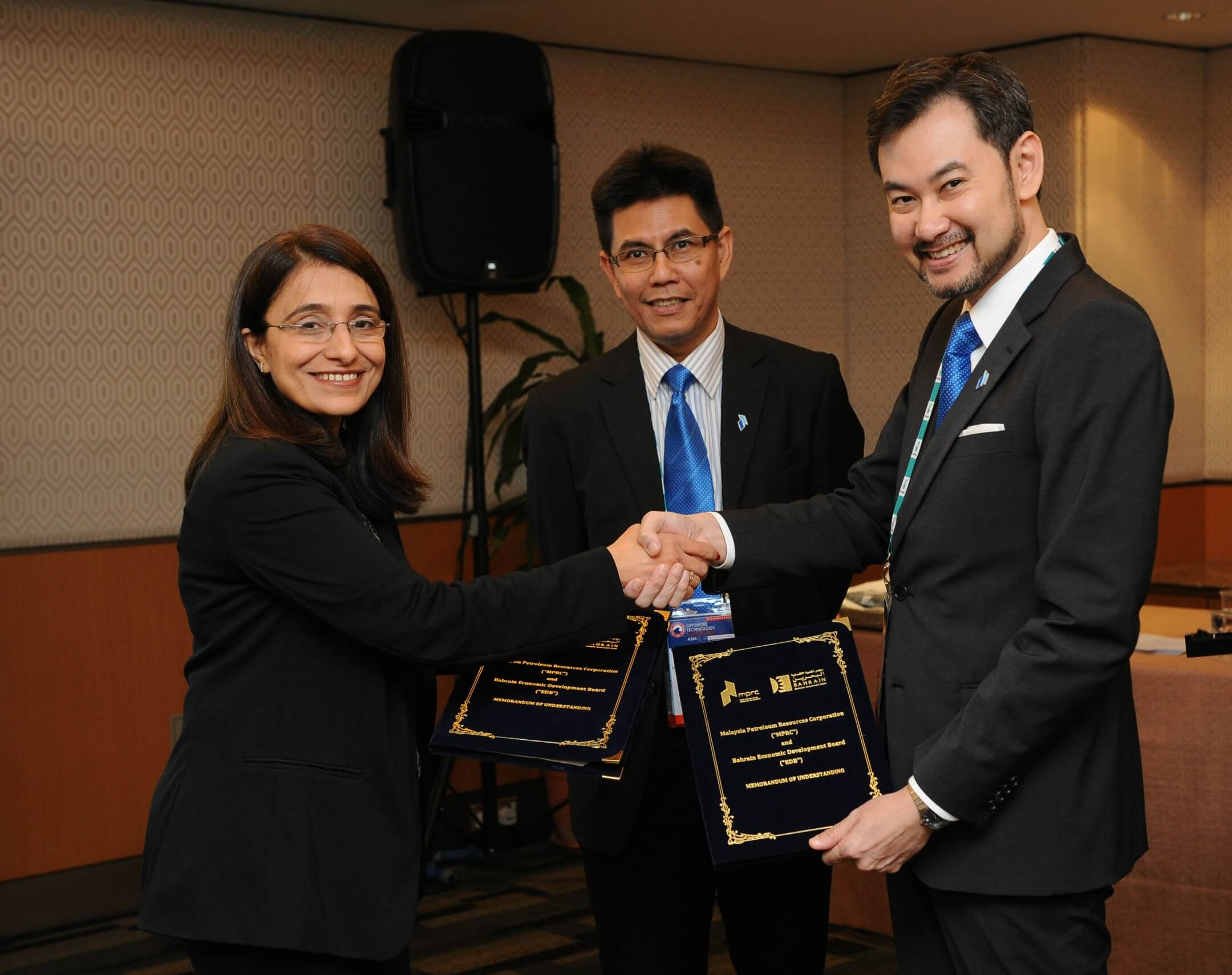 Bahrain and Malaysia strengthen oil and gas ties