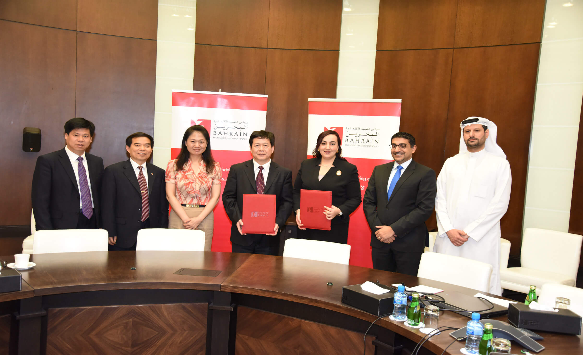 EDB signs MoU with Department of Commerce of Hunan Province for Mutual Cooperation
