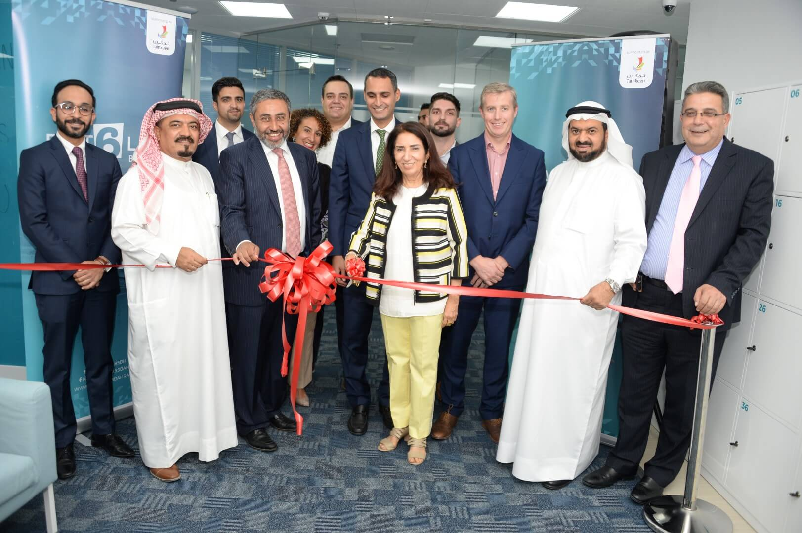 Flat6Labs Bahrain Officially Opens its Doors at NBB Towers, as Eight Startups Gear Up for the First Cycle