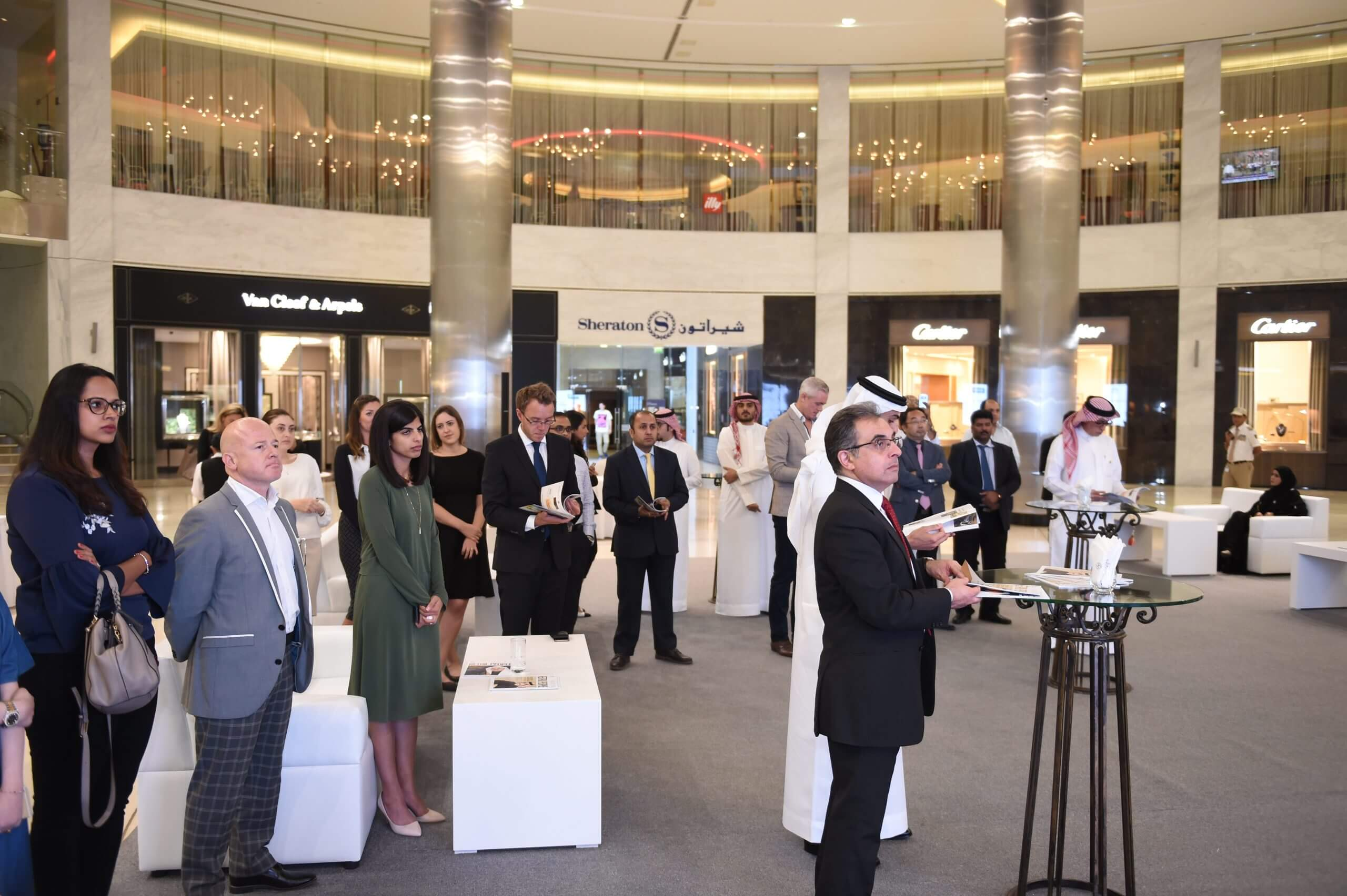 EDB and Moda Mall Co-host Middle East Council of Shopping Centres Networking Event