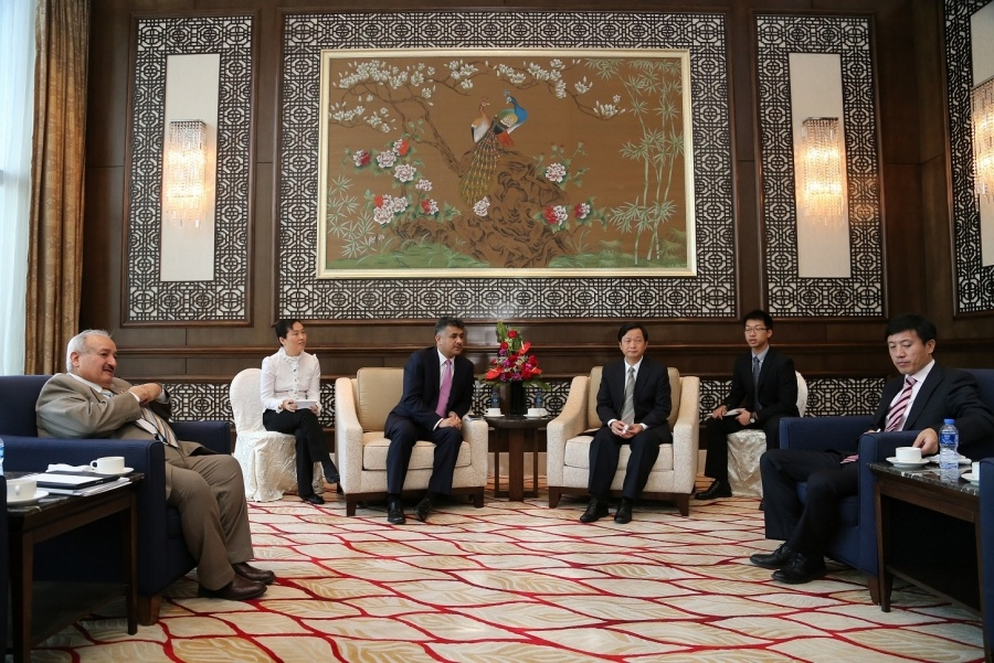 Bahrain Strengthens Ties With Shenzhen